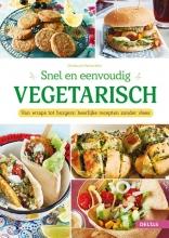 Florian SEHN Clarissa SEHN, Snel en eenvoudig vegetarisch
