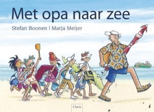Stefan  Boonen Met opa naar zee