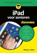 Nancy C. Muir , iPad voor senioren voor Dummies