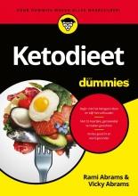 Vicky Abrams Rami Abrams, Keto dieet voor Dummies
