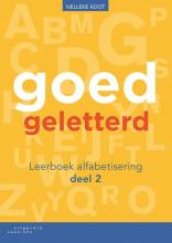 Nelleke Koot , Goedgeletterd alfabetisering deel 2 Leerboek