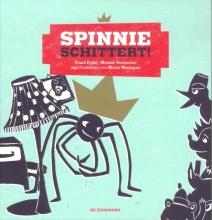 Moniek  Vermeulen Spinnie schittert