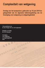 Willem  Konijnenbelt Complexiteit van wetgeving
