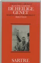 J.P.  Sartre De heilige Genet