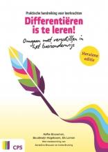 Els Loman Aafke Bouwman  Boudewijn Hogeboom, Differentiëren is te leren!