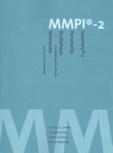 G. Hellenbosch J.J.L. Derksen  H.R.A. de Mey  H. Sloore, MMPI-2