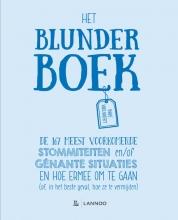 Inge  Welvaert , Het blunderboek