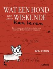 Ben Orlin , Wat een hond ons over wiskunde kan leren