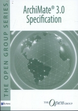 The Open Group , ArchiMate® 3.0 specification