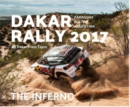 Dakar Press Team Dakar Rally 2017