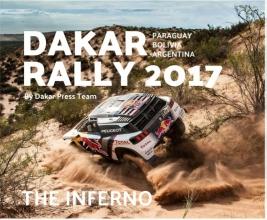 Dakar Press Team Dakar Rally 2017