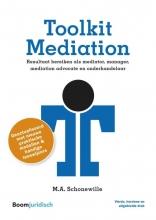 Manon  Schonewille Toolkit mediation