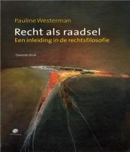 Pauline  Westerman Recht als raadsel
