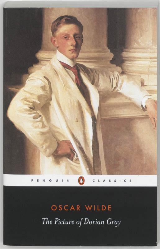 Oscar,Wilde,Penguin Classics Picture of Dorian Gray