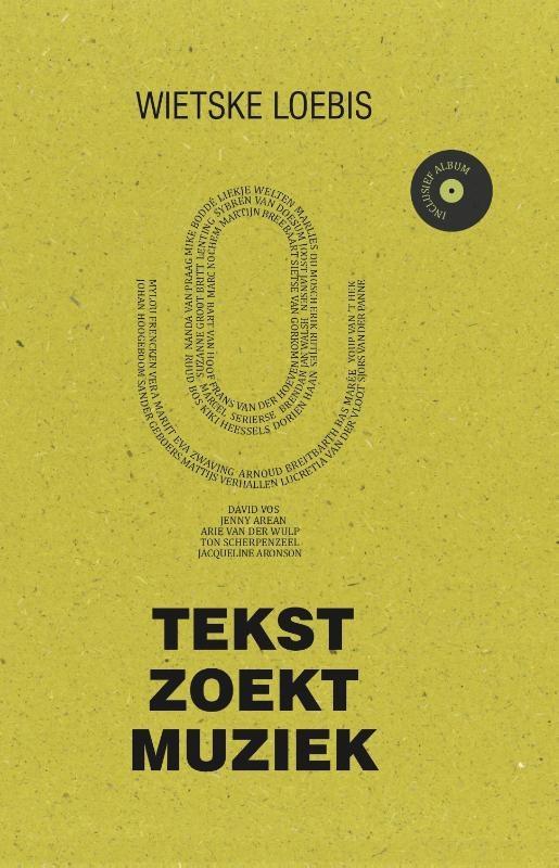 ,Wietske Loebis Tekst zoekt muziek (boek + USB)
