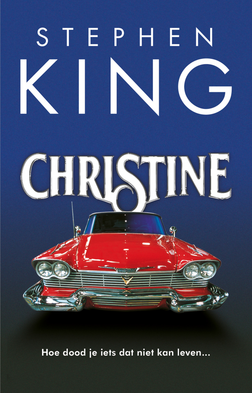 Stephen King,Christine