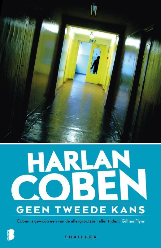 Harlan Coben,Geen tweede kans
