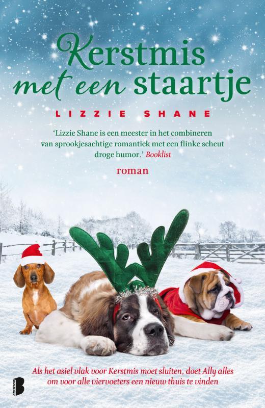 Lizzie Shane,Kerstmis met een staartje