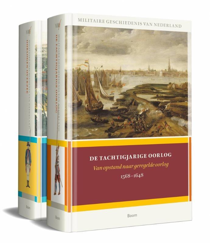 Petra  Groen, Michiel de Jong, Gerrit  Knaap, Henk den Heijer,Set Militaire historie van Nederland