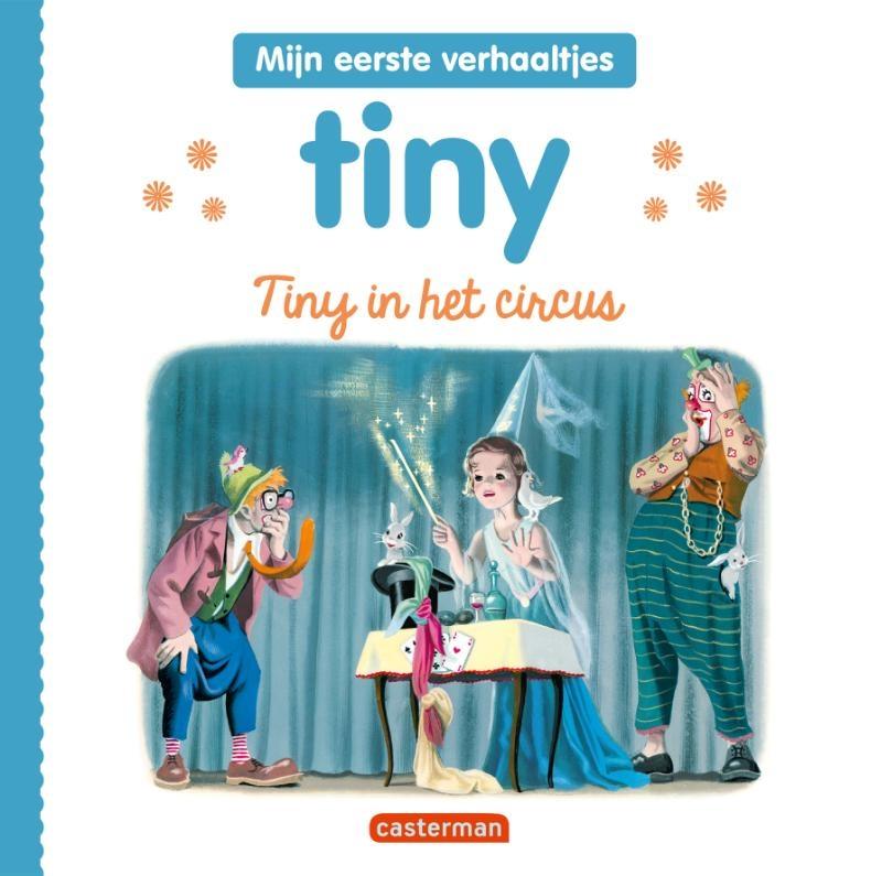 ,Tiny in het circus