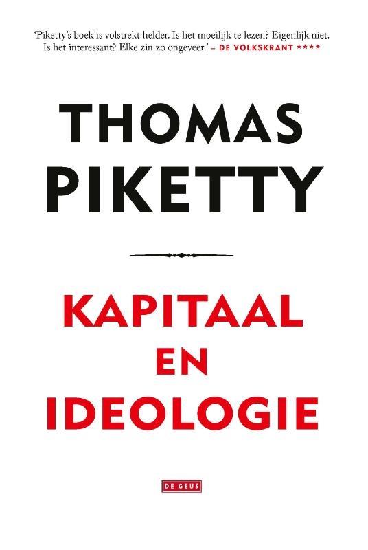 Thomas Piketty,Kapitaal en ideologie