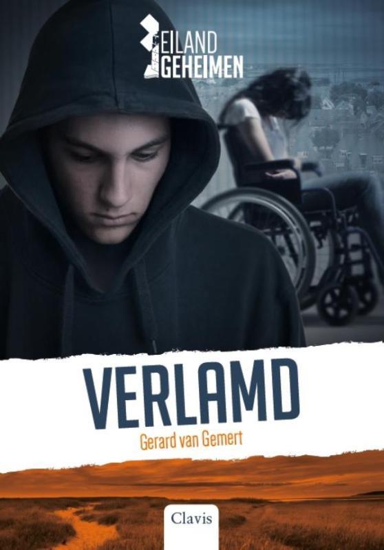 Gerard van Gemert,Verlamd
