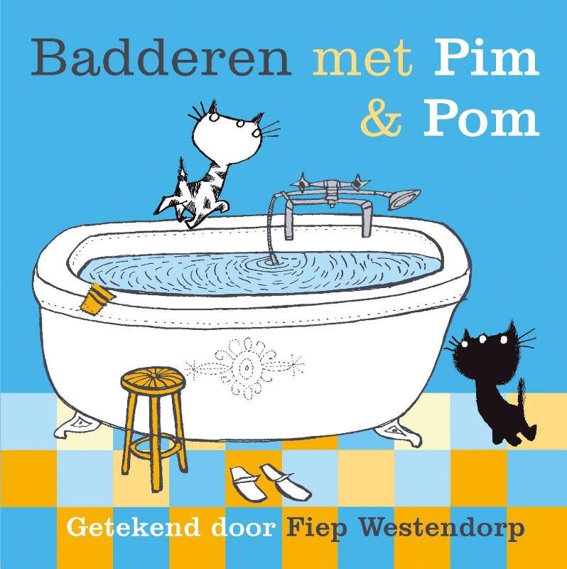 Fiep Westendorp,Badderen met Pim en Pom