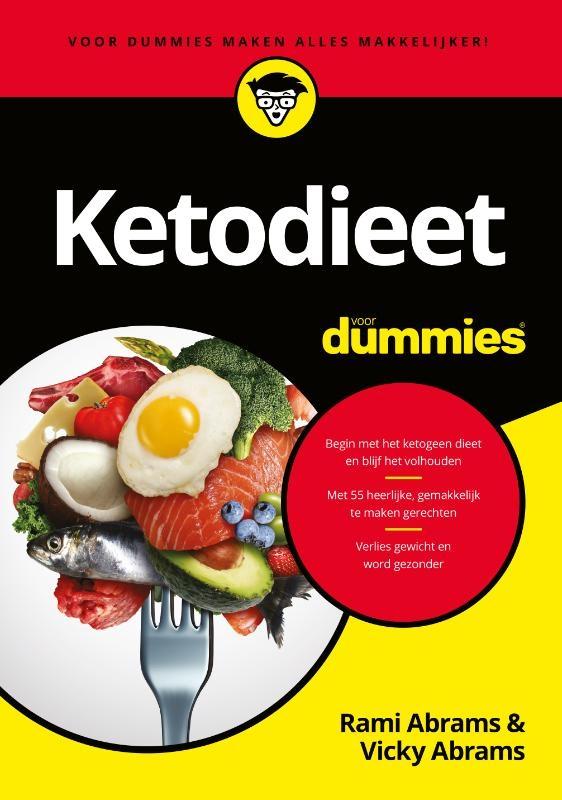 Rami Abrams, Vicky Abrams,Keto dieet voor Dummies