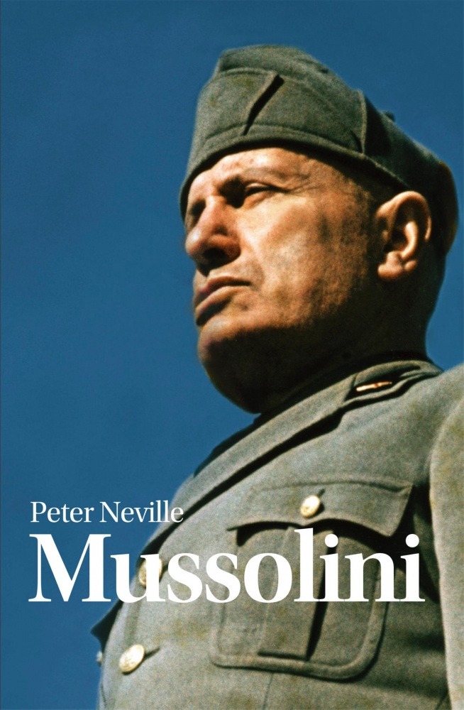 Peter  Neville,Mussolini
