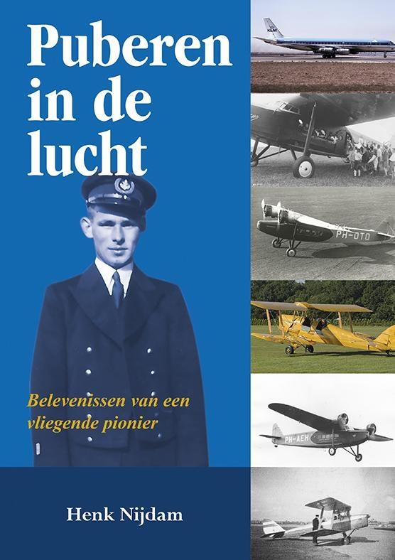 Henk Nijdam,Puberen in de lucht