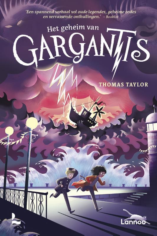 Thomas Taylor,Het geheim van Gargantis