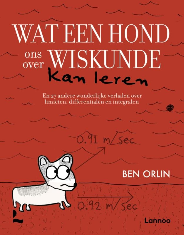 Ben Orlin,Wat een hond ons over wiskunde kan leren