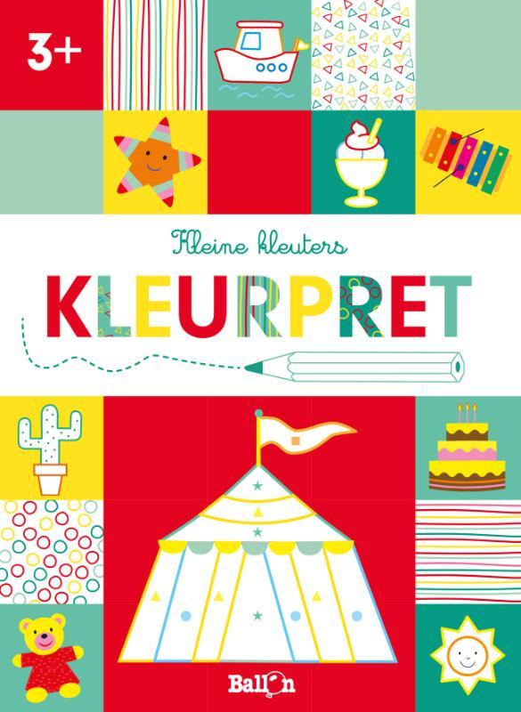 ,Kleurpret 3+