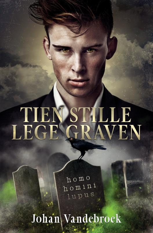 Frederik Horriksen,TIEN STILLE LEGE GRAVEN