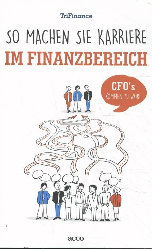 Trifinance,So machen Sie Karriere im Finanzbereich