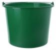 ,Emmer kunststof 12l groen