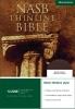 Zondervan Publishing,Thinline Bible-NASB-Large Print