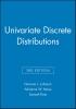 Johnson, Norman L.,Univariate Discrete Distributions
