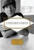 Cohen, Leonard,Leonard Cohen Poems