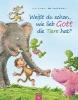Hübner, Franz,Weißt du schon, wie lieb Gott die Tiere hat?