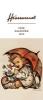 ,Fink Hummel 2018. Kunst-Postkartenkalender