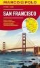 ,Marco Polo San Francisco Cityplan