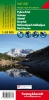 ,Pyhrn - Priel - Eisenwurzen - Grünau - Almtal - Steyrtal -Nationalpark Kalkalpen - Bad Aussee 1 : 50 000. WK 081