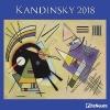 ,Kandinsky 2018 Broschürenkalender