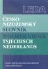 Emmy  Máčelová-van den Broecke, Dana  Spĕváková,Woordenboek Tsjechisch-Nederlands