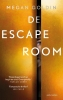 <b>Megan  Goldin</b>,De escaperoom