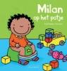 Kathleen  Amant,Milan op het potje