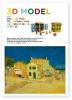 ,Het gele huis van Van Gogh, Bouwplaat