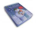 Raymond  Briggs,Sneeuwman - Bewaarblik + miniprentenboek, poster, kleurboekje en dvd, Raymond Briggs