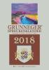 <b>Fré  Schreiber</b>,Grunneger spreukenklender 2018